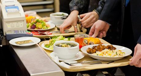 корпоративное питание, обеды в офис