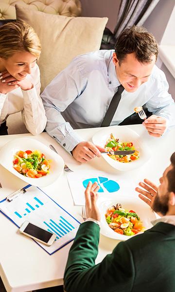 Корпоративное питание USTA OFFICE FOOD